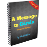 Message to Garcia Cover