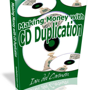 CD Duplication Book