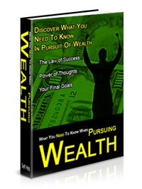 In Pursuit of Wealth Cover
