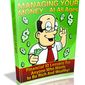 Manage Money for All Ages Cover