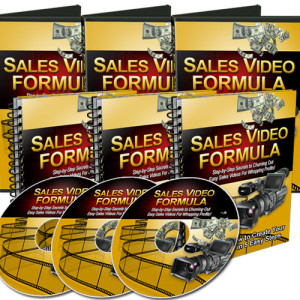 Sales Video Formula Cover