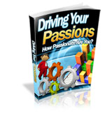 Driving Your Passions Cover