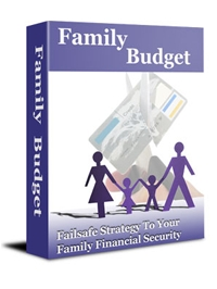 How to Set Up a Family Budget Cover