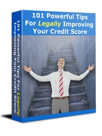 Improve Your Credit Score Cover
