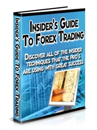 Insider's Guide to Forex Trading Cover