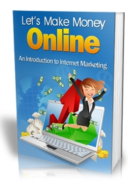 Introduction to Make Money Online Cover