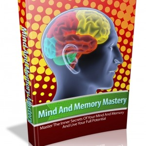 Mind and Memory Mastery Cover