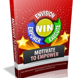 Motivate to Empower Cover