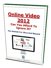Online Video-Beyond 2012 Cover