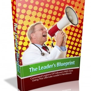 Leaders Blueprint Cover
