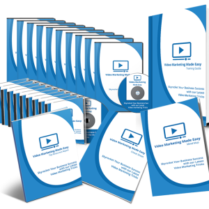 Ultimate Video Marketing Training Cover