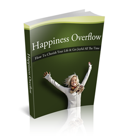 Happiness Overflow Cover
