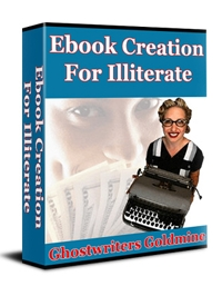 Ebook Creation for Beginners Cover