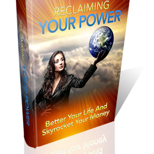 Reclaim Your Power Cover