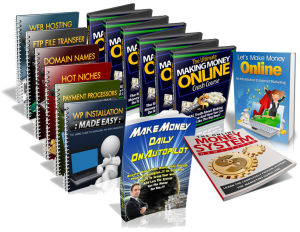 Beginner Online Entrepreneur Bundle Cover