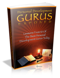 Lessons from Personal Development Experts Cover
