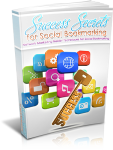 Social Bookmarking Success Secrets Cover