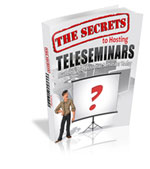 Successful Teleseminars Cover