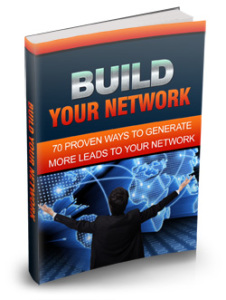 Build Your Network Cover