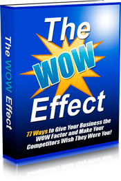 The WOW Effective Cover