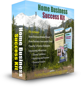 Home Business Success Kit Cover