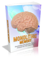 Monolithic Memory Cover